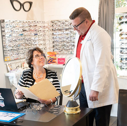 Optometrist in Sandpoint, ID